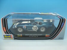 08352 REVELL Shelby Cobra Daytona Coupe, come nuovo in scatola