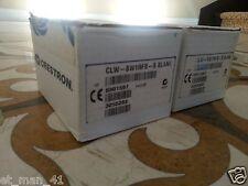 CRESTRON CLW-SW1RF CLW-SW1RFB INFINET LIGHT SWITCH black NEW