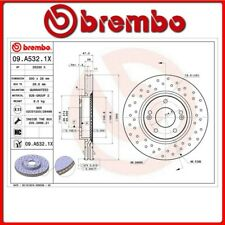 09.A532.1X#13 DISCO FRENO ANTERIORE SPORTIVO BREMBO XTRA HYUNDAI i40 CW (VF) 2.0
