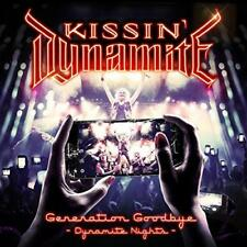 Kissin' Dynamite - Generation Goodbye - Dynamite Nights (NEW 2CD+BLU-RAY)