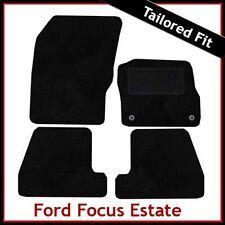 TENUTA Ford Focus mk3 2011 IN POI MONTATO SU MISURA TAPPETINI AUTO MOQUETTE NERA