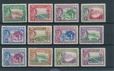 [55710] Dominica good lot MH Very Fine stamps