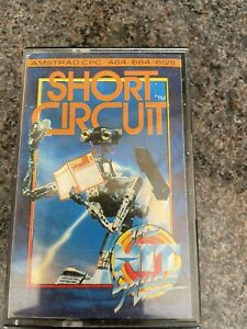 Short Circuit Amstrad Game! Look In The Shop!