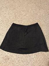Green Tea Skort Skirt Shorts Sz S Gray
