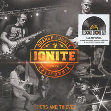 "Ignite - Vipers and Thieves 7"" clear vinyl RSD  sealed"