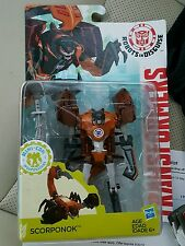Transformers Robot in Disguise Scorponok