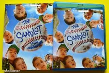 The Sandlot (Blu-ray, 2018 25th Anniversary NO DIGITAL CODE Like New w/Slipcover