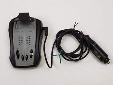 Whistler 1744 Radar Detector With Icon Display with holder. Used in VGC Tested