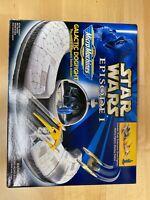 Star Wars GALACTIC DOGFIGHT PLAYSET Episode I 1  Micro Machines MIB