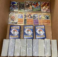 Pokemon 30 Card Pack Official Tcg Cards - Each Lot w/ 5 Rare Holo Ultra Ex Gx V