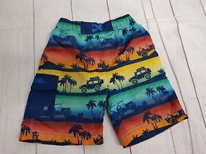 UV Skinz Boys 6 Swim Shorts Lined UPF 50+