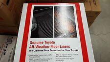 2014-2017 Toyota Highlander  All Weather Floor Liners PT908-48165-02 OEM