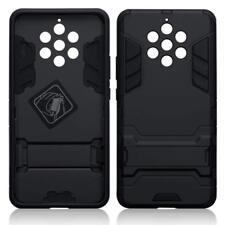 Nokia 9 PUREVIEW  Rugged Armour Protective Case Black  Covertec Mode21™