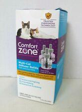 Comfort Zone Multicat Control Diffuser Refills 3Pack
