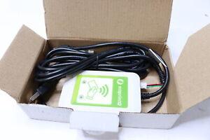 Elatec ecoprintQ USB TWN4 Multi-Tech RFID Reader White 125/134.2 kHz 13.56 MHz