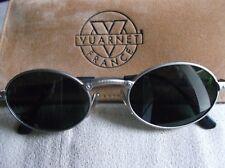 500ce94a628ce0 Lunettes de Soleil VUARNET Ref 015 Ovales Metal Argent neuves ! Vintage