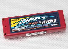 ZIPPY 4000mAh 2S1P 7.4 25C LIPO BATTERY TRAXXAS SLASH REDCAT RUSTLER VENOM LOSI
