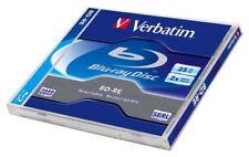 CD, DVD y Blu-ray discs 2x para ordenadores y tablets con 25GB de unos datos