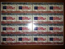 16x September 11th National Day of Service and Remembrance Sticker Decals 9/11
