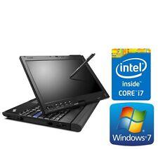 Lenovo Thinkpad X201 Tablet PC Intel i7 640LM 2,13GHz 4GB 320GB Win7 Pro B-Ware