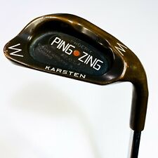PING Zing BeCu Red-Dot Wedge. Stiff - Very Good Cond, Free Post # 4496