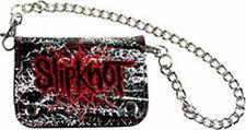 Slipknot Star Logo Hinge Chain Wallet