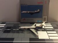 RARE. Armenian Airlines TU-154. With registration.514385. Herpa 1:500