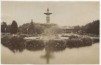 Francia Città per Identificare Vintage Albumina Ca 1890