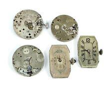 Henry, Banner, Schild, Redford, etc. Mx400 Pocket / Wrist Watch Movements Swiss
