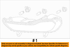 FORD OEM 13-16 Escape-Parking Light Assy Right CJ5Z13200B