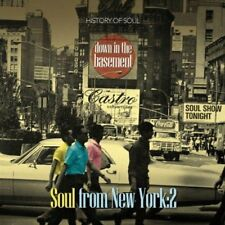 Various - Down In The Basement : Soul From New York Volume 2 (NEW CD)