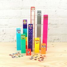 Numberblocks toy math blocks 1-10