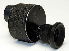 Carl Zeiss Jena cannocchiale binocolo BINOCOLO PORRO II 3,5x15 DDR-RARO