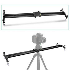 100cm DSLR Camera Dolly Track Slider Video Stabilizer Aluminum Rail System