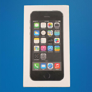 New in SEALED box - Apple iPhone 5s 16GB - Space Gray (Verizon) Free Shipping