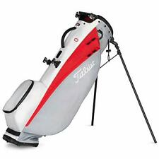 TITLEIST Golf Men's Stand Caddy Bag Players 4 Carbon 8x47 in 1.7kg Gray TB20SX5