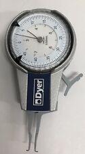 Dyer 104 200 12763 Internal Dial Caliper Gage 3 8mm Range 0005mm Modified