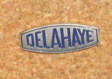 D9 PIN CAR LOGO  AUTO VOITURE MARQUE TIE TAC :  Delahaye