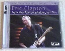 ERIC CLAPTON Reptile Album Tour Live at Budokan Japan 2CD SOUTH AFRICA REVCDD614