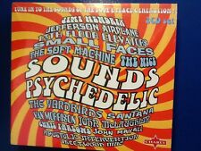SOUNDS. PSYCHEDELIC.     TWO COMPACT DISCS.      CHARLY.LABEL