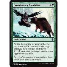 Commander Green Individual Magic: The Gathering Cards