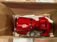 Bell Amp Gossett 16 Hp Iron Hv Circulator Pump 102210