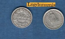 Suisse - 50 Centimes 1920 B en Argent Silver Silber - Switzerland Helvetia