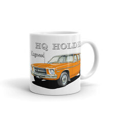 1971 - 1974  HOLDEN  HQ  KINGSWOOD STATION WAGON  202        QUALITY  11oz.  MUG