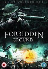 FORBIDDEN GROUND (Tim Pocock)  DVD - REGION 2 UK