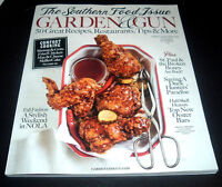 Garden & Gun Magazine ~ Oct/Nov 2016 ~The Southern Food Issue ~ Comfort Cooking+