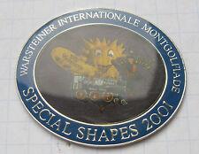 WARSTEINER WIM SPECIAL SHAPES 2001 ... Bier-Ballon-Pin (121b)