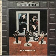 Jethro Tull: Benefit Japan CD Mini-LP [1st] TOCP-65881 Mint (ian anderson Q
