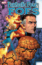 Fantastic Four: Foes (2005, Marvel) Brand New Trade Paperback Book