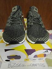 Adidas Ultra Boost 3.0 LTD Limited  Olive Trace Cargo Green BA7748 New Size 9.5